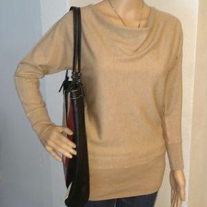 Talbots Sweater with New Nine West Handbag